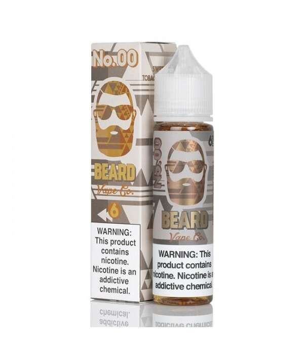 No. 00 Cappuccino Tobacco 60ml