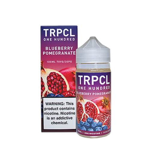 Blueberry Pomegranate 100ml