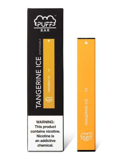 Tangerine Ice (Limited Edition) - Puff Bar