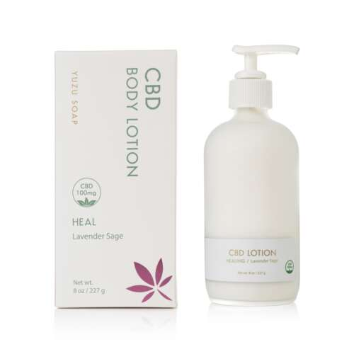 100mg CBD LOTION – External Use Only