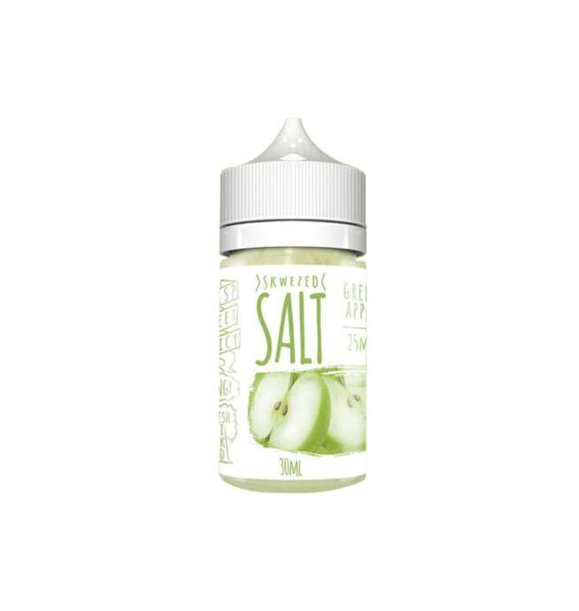 Green Apple Salt 30ml