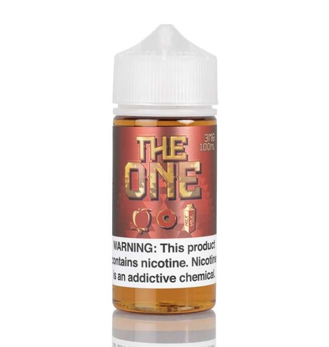 The One - Apple 100ml